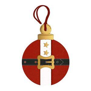 Placa-TAG-MDF-Decorativa-Natal-Litoarte-DHT4N-003-8x6cm-Bola-Roupa-Papai-Noel
