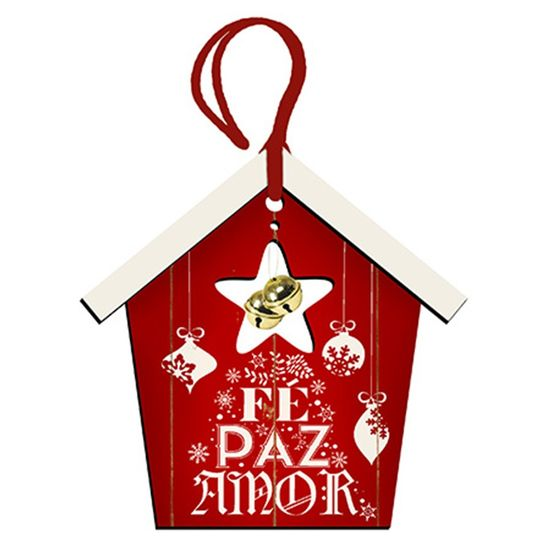 Placa-TAG-MDF-Decorativa-Natal-Litoarte-DHT5N-001-125x125cm-Casa-Fe-Paz-e-Amor