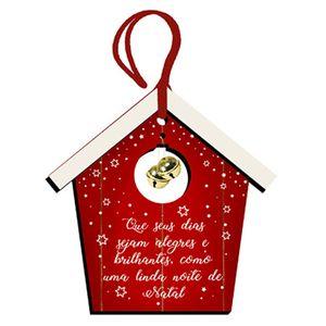 Placa-TAG-MDF-Decorativa-Natal-Litoarte-DHT5N-004-125x125cm-Casa-Mensagem