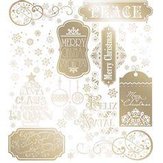 Papel-Scrapbook-Hot-Stamping-Natal-Litoarte-SEHN-007-305x305cm-Branco-com-Hot-Dourado