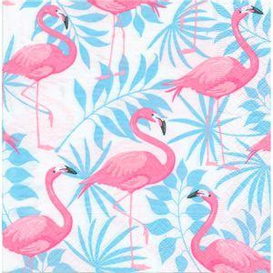 Guardanapo-Decoupage-Toke-e-Crie-GUA200452-2-unidades-Flamingos