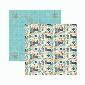 Papel-Scrapbook-Toke-e-Crie-SMB054-305x305cm-Viagem-Etiquetas-By-Ivana-Madi