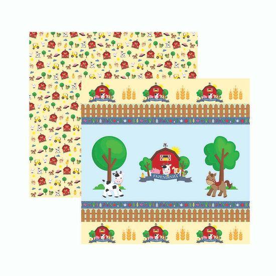 Papel-Scrapbook-Toke-e-Crie-SDF842-305x305cm-Fazendinha-Fitas-e-Rotulos-By-Mariceli