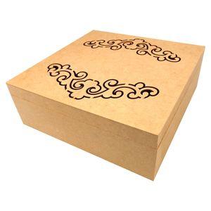 Caixa-Quadrada-em-MDF-com-Dobradica-e-9-Divisoes-Arabesco-30x30x105cm---Palacio-da-Arte