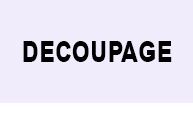 Categoria Decoupage