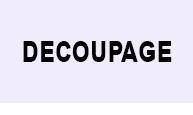 Categoria Decoupage