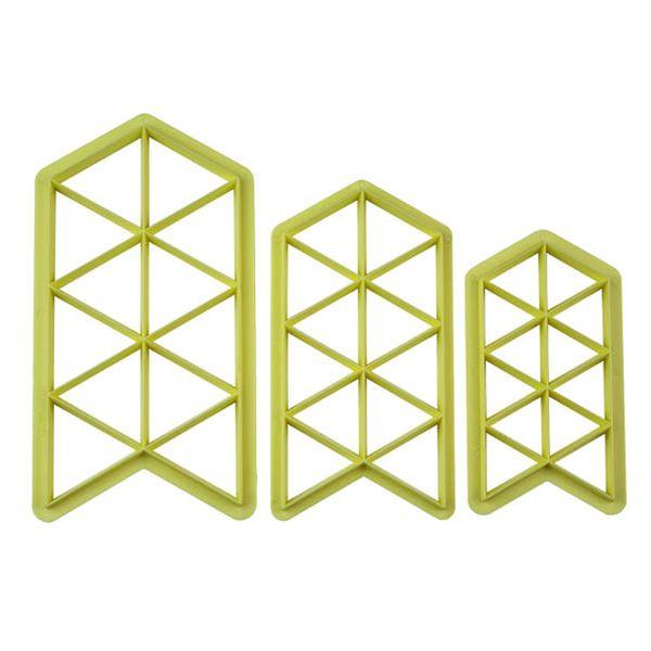 Jogo-Cortadores-Blue-Star-Geometrico-Triangulo-com-3-pecas
