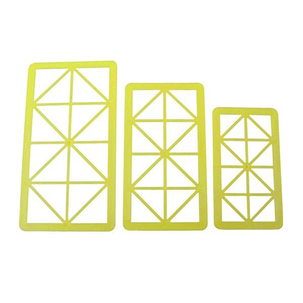 Jogo-Cortadores-Blue-Star-Geometrico-Triangulo-Retangulo-com-3-pecas
