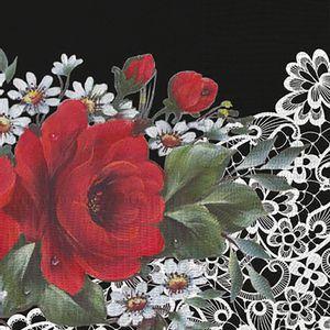 Guardanapo-Decoupage-Toke-e-Crie-GBM044-2-unidades-Rosas-Vermelhas
