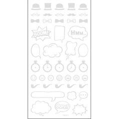 Adesivo-Mini-Foil-Metalizado-Toke-e-Crie-AD1920-Acessorios-Masculino-Prata