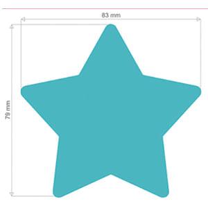 Estrela-79x83mm-FUA004