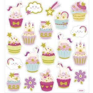 Adesivo-Artesanal-I-Toke-e-Crie-AD1954-Cupcake-Magico