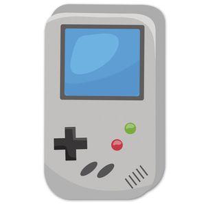 Aplique-Decoupage-Litocart-LMAPC-451-em-Papel-e-MDF-10cm-Videogame