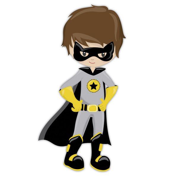 Aplique-Decoupage-Litocart-LMAPC-478-em-Papel-e-MDF-10cm-Homem-Morcego-Super-Heroi