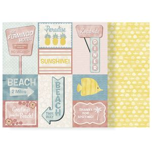 Papel-Scrapbook-WER176-305x305cm-Escape-to-Paradise-Letreiros