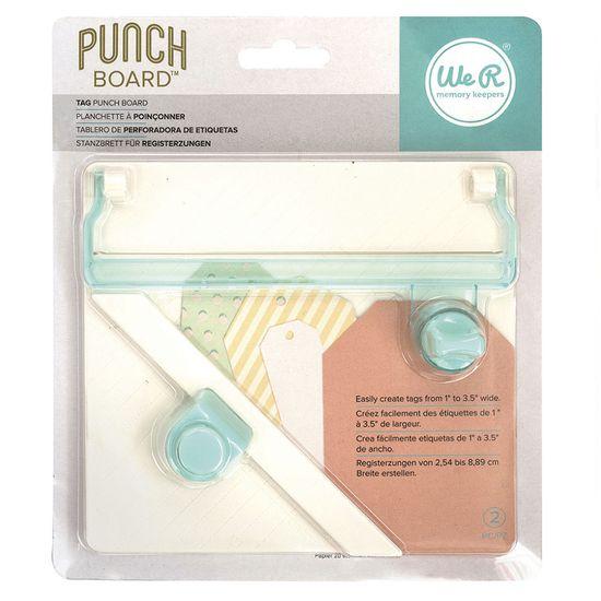Mini-Base-Criativa-Tags-WER187-Tag-Punch-Board