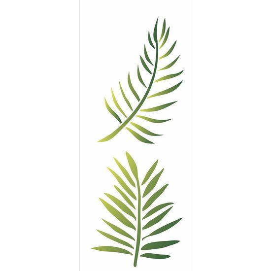 Stencil-OPA-17x42-2578-Folhas-de-Palmeira