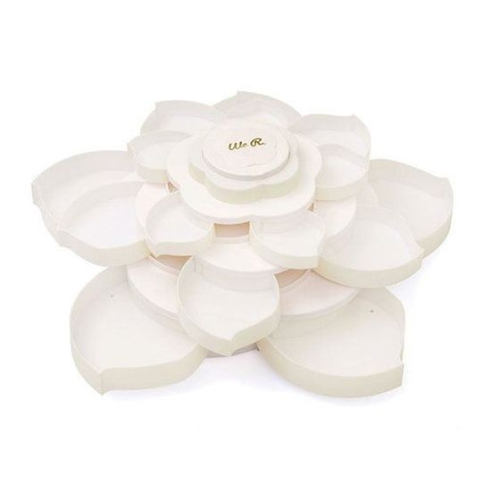 Armazenador-de-Materiais-Bloom-WER183-Bloom-Embellishment-Storage-Off-White
