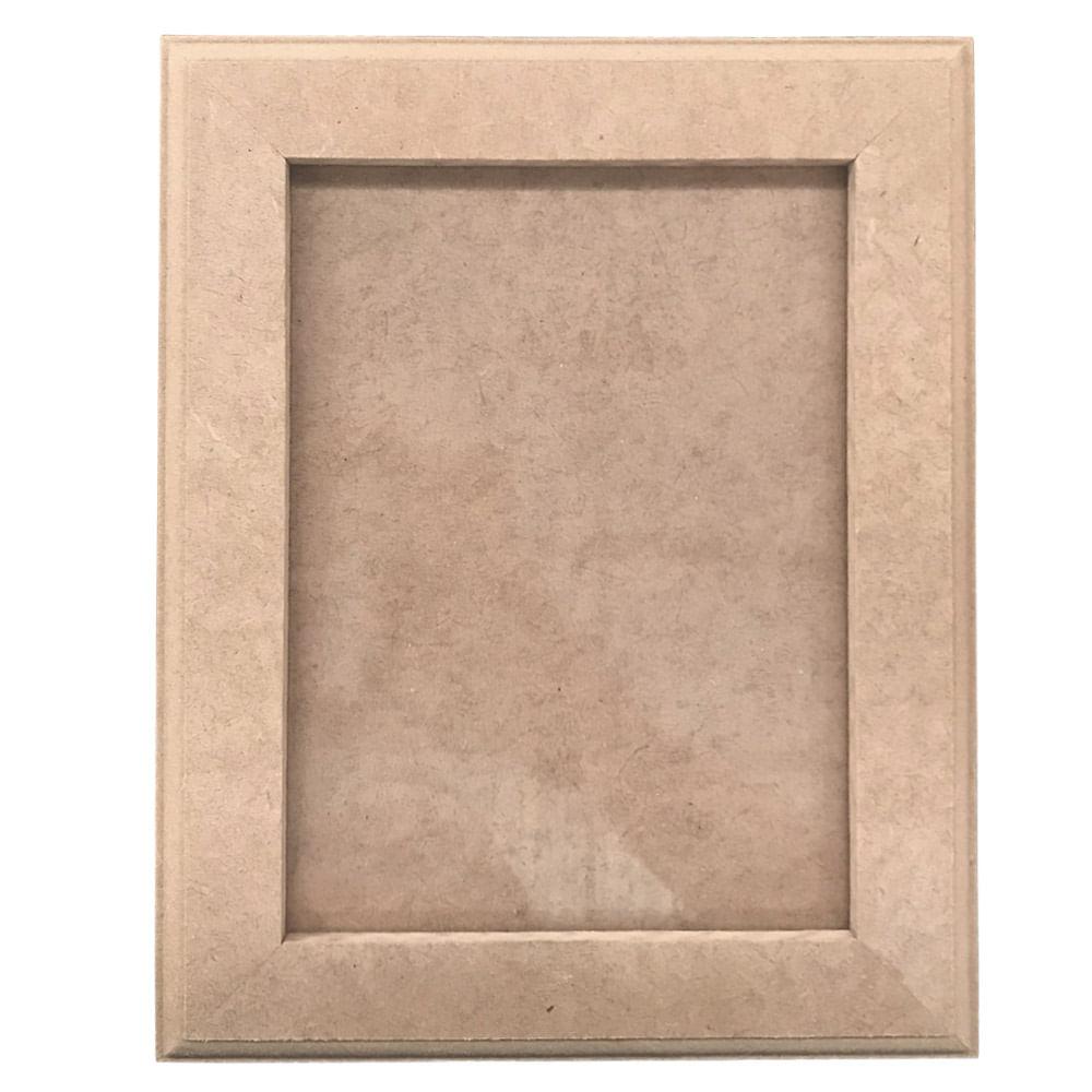 890dfc3f6 Quadro Moldura em MDF com Vidro 25x20x1,2cm - Palácio da Arte ...