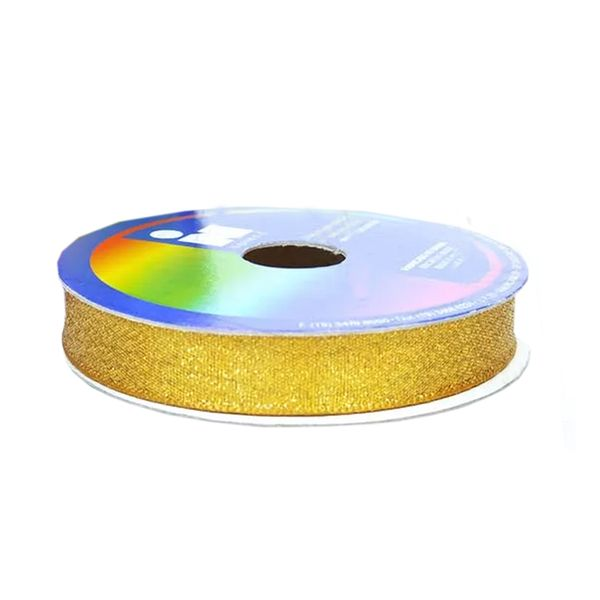 Fita-de-Cetim-Metal-n°-01-7mm-x-10metros-Najar-Cor-47-Dourado