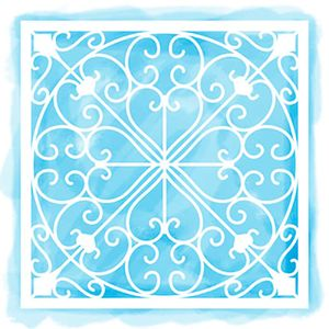 Stencil-Litoarte-14x14-STA-114-Azulejo-e-Arabescos