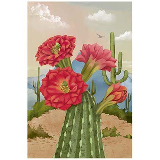 Papel-para-Arte-Francesa-Litoarte-311x211-AF-316-Cactos-com-Flores