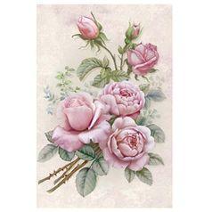 Papel-para-Arte-Francesa-Litoarte-311x211-AF-317-Rosas-Buque