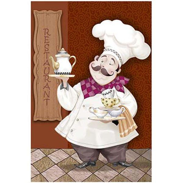 Papel-para-Arte-Francesa-Litoarte-311x211-AF-320-Cozinheiro