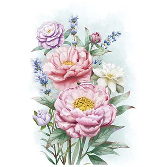 Papel-para-Arte-Francesa-Litoarte-311x211-AF-327-Rosas-e-Flores