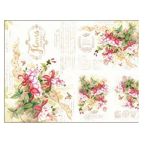 Slim-Paper-Decoupage-Litoarte-473x338-SPL-003-Flores-Brinco-de-Princesa
