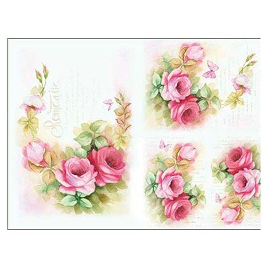 Slim-Paper-Decoupage-Litoarte-473x338-SPL-004-Rosas-Fundo-Folha