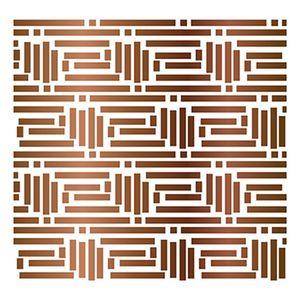 Stencil-Litoarte-20x20-STXX-119-Estampa-Geometrica