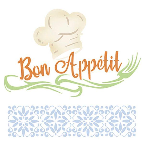 Stencil-Litoarte-20x20-STXX-111-Bon-Appetit