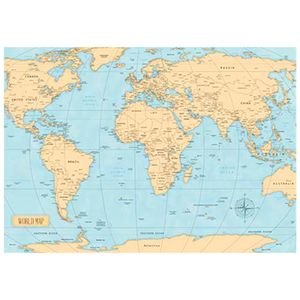 Papel-Decoupage-Litoarte-343x49-PD-990-Mapa-Mundi