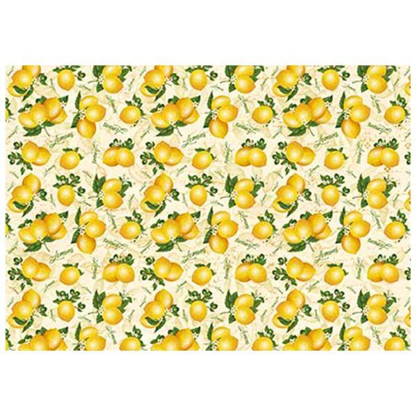 Papel-Decoupage-Litoarte-343x49-PD-996-Estampa-de-Limoes-Sicilianos