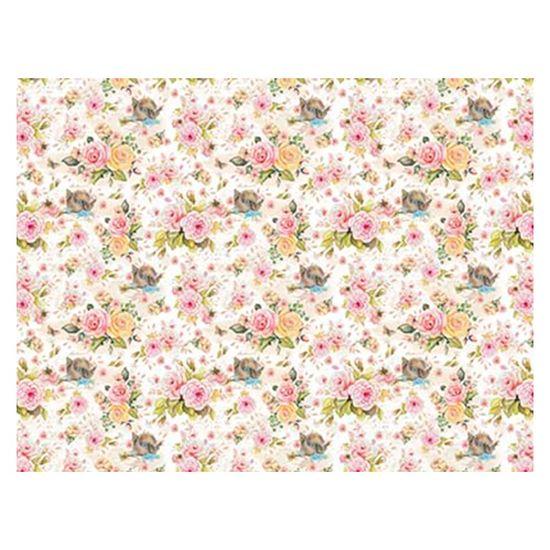 Slim-Paper-Decoupage-Litoarte-473x338-SPL-012-Flores-e-Ninho-de-Passarinho
