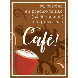 Aplique-Decoupage-Litoarte-APM8-1118-em-Papel-e-MDF-8cm-Eu-Preciso-Cafe