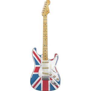 Aplique-Decoupage-Litoarte-APM8-1156-em-Papel-e-MDF-8cm-Guitarra-Inglaterra