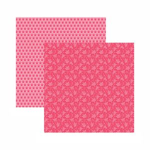 Papel-Scrapbook-Toke-e-Crie-305x305-KFSB554-Pink-Floral