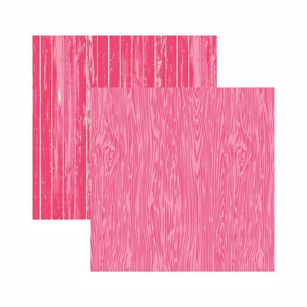 Papel-Scrapbook-Toke-e-Crie-305x305-KFSB551-Pink-Madeira