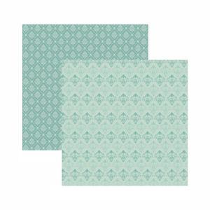 Papel-Scrapbook-Toke-e-Crie-305x305-KFSB534-Verde-Claro-Arabesco