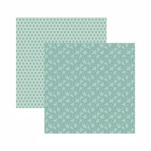 Papel-Scrapbook-Toke-e-Crie-305x305-KFSB533-Verde-Claro-Floral
