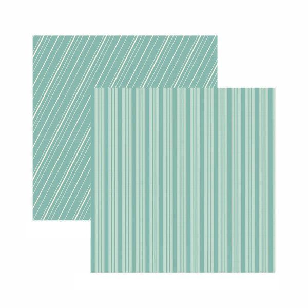 Papel-Scrapbook-Toke-e-Crie-305x305-KFSB531-Verde-Claro-Listrado