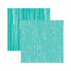 Papel-Scrapbook-Toke-e-Crie-305x305-KFSB537-Azul-Turquesa-Madeira