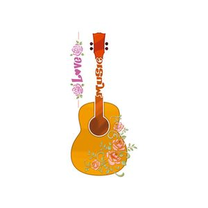 Stencil-Litoarte-344x21-ST-388-Violao-Love-e-Rosas