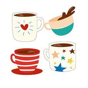 Aplique-Decoupage-Litoarte-APM3-273-em-Papel-e-MDF-3cm-Xicaras-de-Cafe