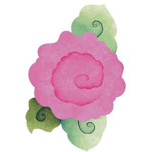 Aplique-Decoupage-Litoarte-APM4-370-em-Papel-e-MDF-4cm-Flores-Azul-e-Rosa