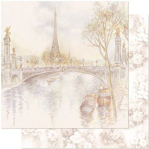 Papel-Scrapbook-Litoarte-305x305-SD-960-Paisagem-de-Paris