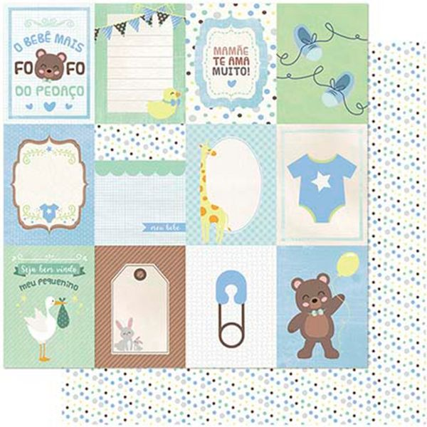 Papel-Scrapbook-Litoarte-305x305-SD-985-Tags-Bebe-Masculino-Verso-Poa