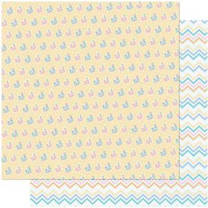 Papel-Scrapbook-Litoarte-305x305-SD-993-Camera-Fotografica-e-Chevron
